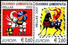 TEMA EUROPA 2002 GRECIA El Circo 2v.