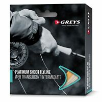 Greys Platinum Shoot Fly Lines / Game Fishing