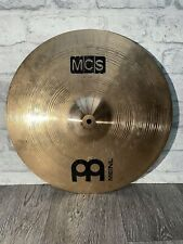 """More details for meinl mcs crash cymbal 16""""/40cm cymbal drum accessory"""