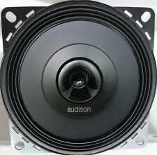 "ONE Audison Prima APX 4 Coaxial 4"" Woofer .9"" Tweeter Superb Audiofile Quality"