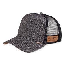 DJINNS SpottedTweed 2013 (black) Trucker Cap - Mesh Mütze Kappe Meshcap Basecap