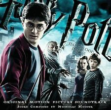 Harry Potter and the Half-Blood Prince [Original Motion Picture Soundtrack]...