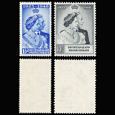 Mint Never Hinged/MNH Bechuanaland Colony Stamps (Pre-1966)