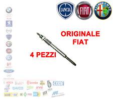KIT 4 PEZZI CANDELETTA MOTORI FIAT 1.3 MULTIJET ORIGINALE FIAT 46796050