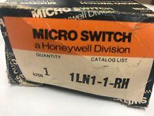 HONEYWELL MICRO SWITCH 1LN1-1-RH