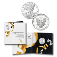 2018 Congradulation Set From US Mint Sold Out Has Silver Eagle