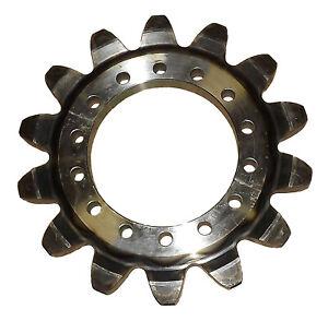 "3//4/"" Bolt Hole 13 Tooth Split Sprocket 5/"" Bore T135637 8 Fits John Deere 762"
