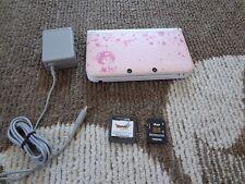 Nintendo 3DS LL ONE PIECE Chopper pink system console Dragon Quest VI set testok
