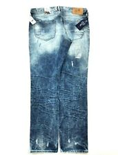NWT PRPS Men's Jeans Size 36 Tapered Relaxed Fury Distressed Pants Retail $310