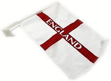 2 x England Car Window Flag St George Cross England Flag Football 2018 World Cup