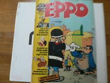 EPPO COMIC 1977-01 OLIVIER BLUNDER,TRIGIE,LUCKY LUKE,NORTON COMMANDO 750,SUZUKI