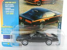 2017 Johnny Lightning *CLASSIC GOLD 2A* BLACK 1986 Pontiac Firebird T/A *NIP*
