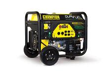 71530 - 7000/9000w Champion Power Equipment Dual Fuel Generator - REFURBISHED