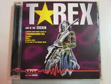 T REX LIVE AT THE BBC 1998 11 TRACK CD MARC BOLAN RECORDED 1970-1971 HTF OOP VG+