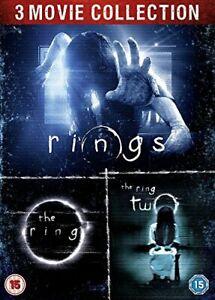 Rings Box Set [DVD] [2017] [DVD][Region 2]