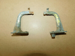 BMW E23 728i 733i 735i 745i Door Lock Stoppers Left and Right 1847133, 1847134