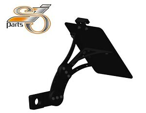 Indian FTR 1200 Side Number Plate Holder with Lighting Year 2019