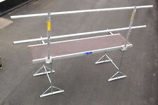 Staging Handrail Post Only (Single - Minimum 2 required)