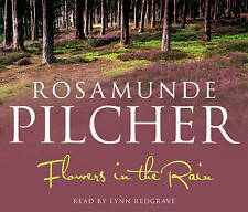 Flowers in the Rain by Rosamunde Pilcher CD Audio