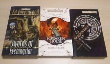 Forgotten Realms 3 book lot /All #1's From 3 Different Series
