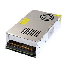 12V DC 20A 250W Regulated Universal Driver Switch Power Supply Transform w 1 Fan