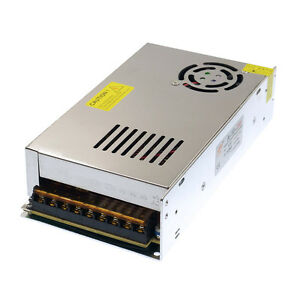 12V DC 20A 250W / 240W Regulated Universal Driver Switch Power Supply with 1 Fan