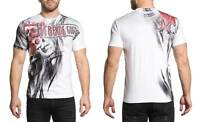 Xtreme Couture Men's Ravenous Tee Shirt White