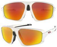 Oakley Sportbrille OO9402-02 64mm Field Jacket prizm verspiegelt weiß BG1 H