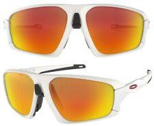 Oakley Sportbrille OO9402-02 64mm Field Jacket prizm verspiegelt weiß LN163750 H