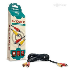 Nintendo NES AV Cable RCA Composite Audio Video A/V Cord - Brand New 6ft