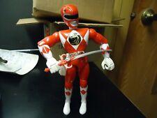 Power Rangers Mighty Morphin 1993 Jason Red Ranger 8� Vintage Original Figure
