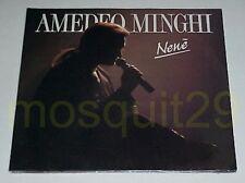 "AMEDEO MINGHI ""NENE'"" RARO DOPPIO LP 1991 - SIGILLATO"