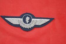 New listing Bullion West German Bundeswehr Flight Surgeon Wings - #M14842