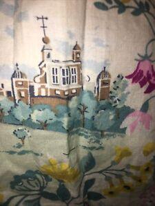 Cath Kidston Park View Dress, 12, Cotton, London Print