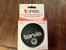 Tervis Tumbler Company - 16oz Tumbler Lid -black straw lid