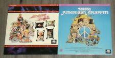 American Graffiti 1 & 2 Laserdiscs