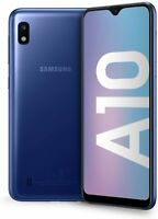 Brand New Sealed Samsung Galaxy A10 - 32GB - Blue (Unlocked) (Dual SIM) 4G LTE