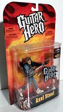 Guitar Hero Axel Steel action figure McFarlane Toys Activision
