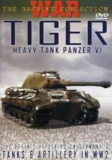 Tiger Heavy Tank Panzer VI 0881482304394 DVD Region 1