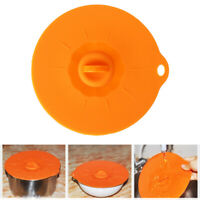 Shed Cover Fresh Silicone Lid Universal Pot Covers Bowl Pan Spill Stopper