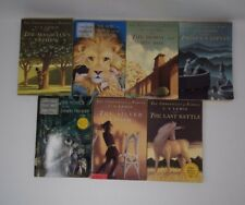 Chronicles Of Narnia Complete 1-7 Softcover Cs Lewis L6