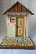 Anri Wood Display Stand Garden Cottage Path