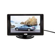 "CAR REAR VIEW KIT 4.3"" TFT LCD MONITOR Screen Reverse Camera Kit DVD VCR FK"