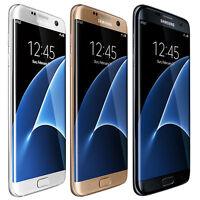 Samsung Galaxy S7 SM-G930V FACTORY UNLOCKED 32GB - Black Silver Gold Sealed Box