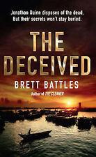 BRETT BATTLES ___THE DECEIVED___BRAND NEW