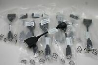 LENOVO Replacement Display Port Single Link DVI-D Monitor Cable Job Lot 10x NEW