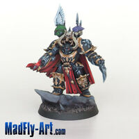 Chaos Terminator Lord MASTERS6 painted MadFly-Art