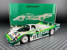 "Minichamps Porsche 956L ""SKOAL"" 24h LeMans 1983 Edwards/Keegan/Fitzpatrick 1:18"