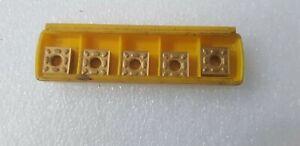 5x KENNAMETAL SNMG120408P KC9040 (SNMG432P KC9040)