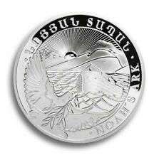 1 Onza de plata - Arca de Noé - 500 Dram - 2014